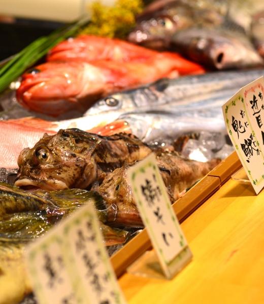 プロ・スパー 鮮魚 会社紹介