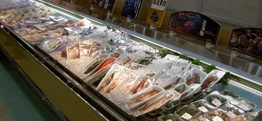 プロ・スパー 鮮魚 量販店向けサービス
